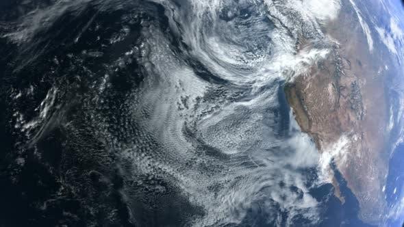 Earth North America