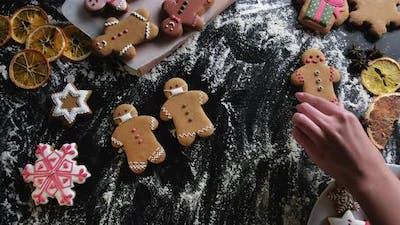 Christmas Pandemic Festive Bakery Social Distance