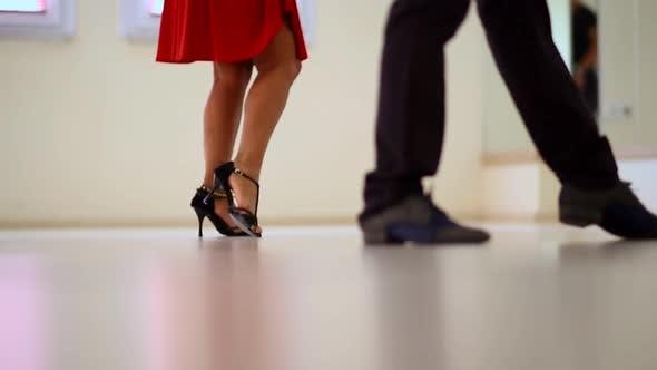 Thumbnail for Dancers Feet