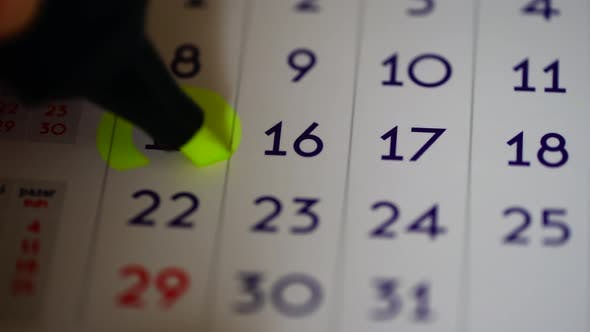 Thumbnail for The Number Of Calendar