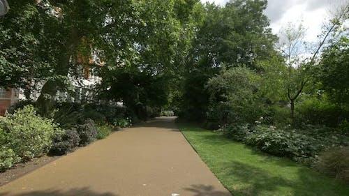 The Victoria Embankment Gardens