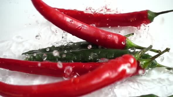 Cover Image for Fresh Chili Pepper 3