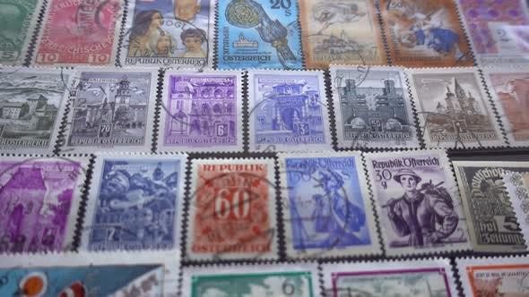 Österreich Briefmarken