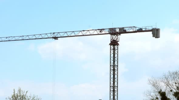 Thumbnail for Working Tower Cranes, Buildings