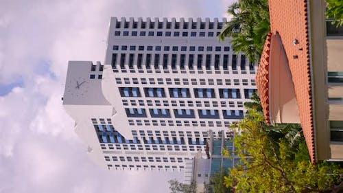 Vertical Video The Waverly South Beach 4k