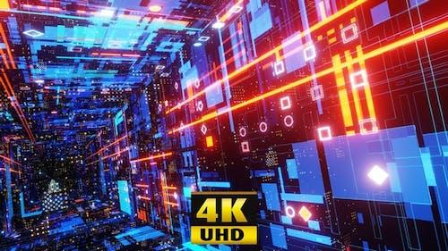 Tokyo Tunnel 4K