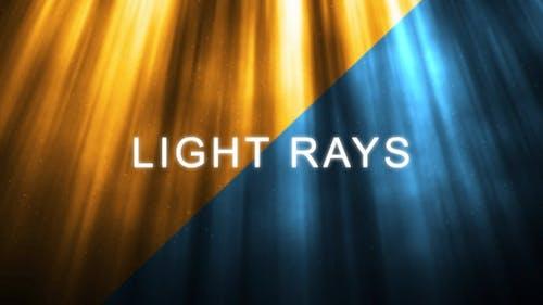 Atmospheric Soft Light Rays