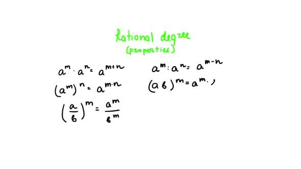 Thumbnail for Rational Degrees