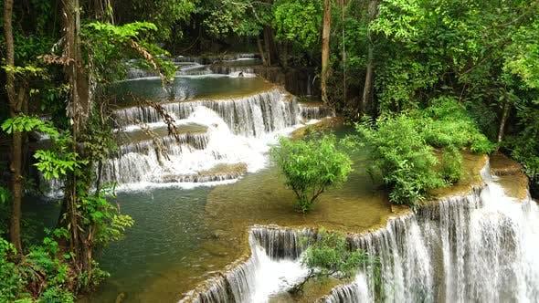 Thumbnail for Jungle Waterfall