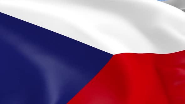 Thumbnail for Czech Republic Flag
