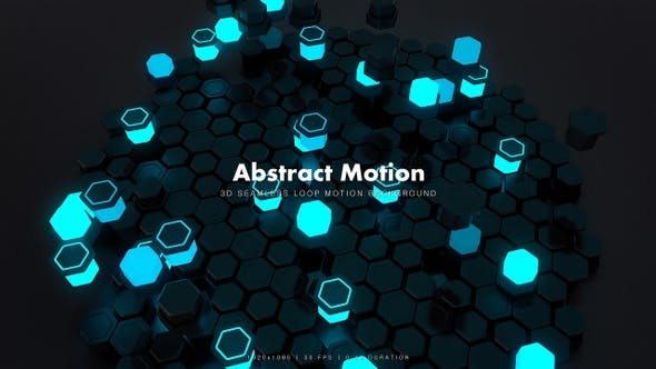 Thumbnail for Abstract Design Motion 11
