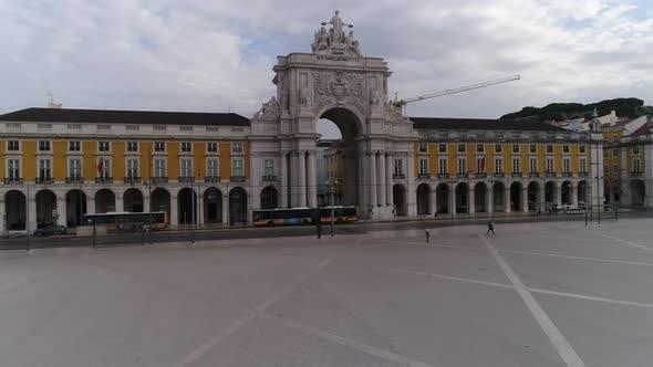Thumbnail for Commerce Square at Morning, Lisbon
