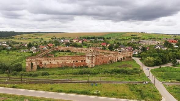 Thumbnail for Staroselsky Castle Ruins Lviv Region Ukraine