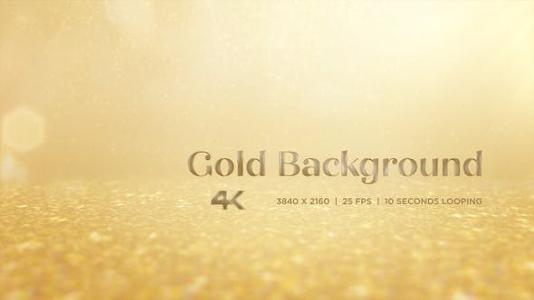 Thumbnail for Gold Background