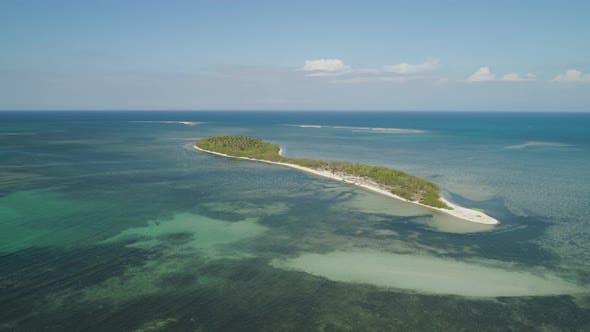 Thumbnail for Tropical Island Tanduyong with Beach