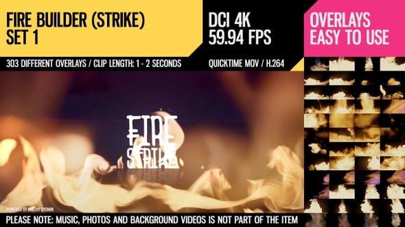 Thumbnail for Fire Builder (Strike 4K Set 1)