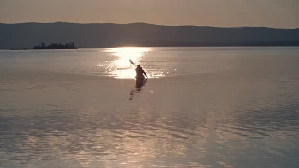 Cover Image for Amazing Evening Kayaking