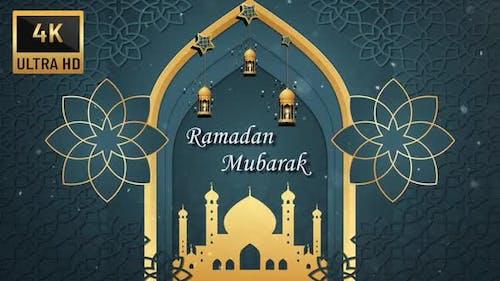 4K - Ramadan Mubarak