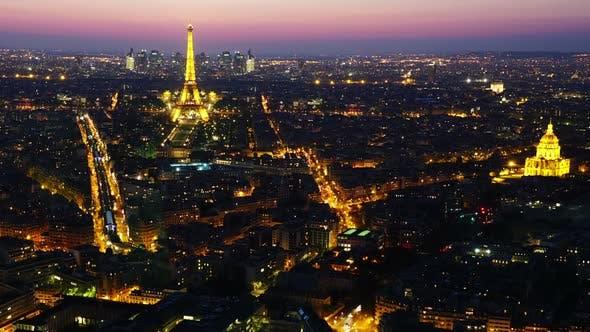 Thumbnail for Paris Sunset