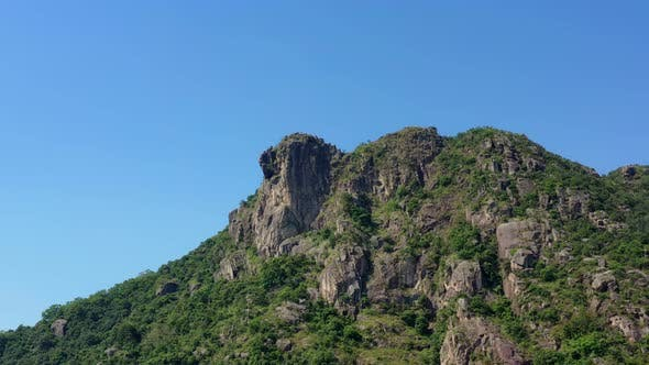 Thumbnail for Lion Rock mountain in Hong Kong