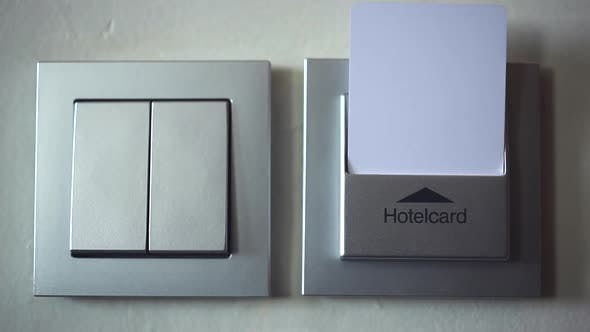 Thumbnail for The Key to the Room - Access to the Service of the Hotel