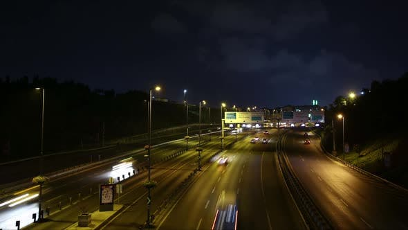 Cover Image for Traffic Night