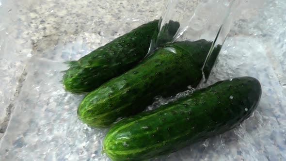 Thumbnail for Washing of Cucumbers