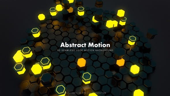 Thumbnail for Abstract Design Motion 12
