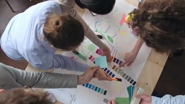 Thumbnail for Design Team Creating Ideas