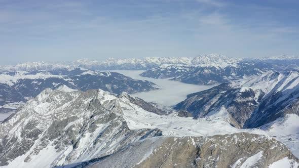 Kitzsteinhorn in Österreich