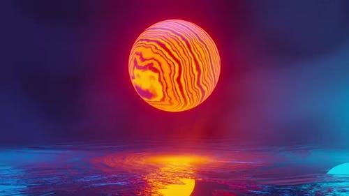 Science Fiction Energy Core