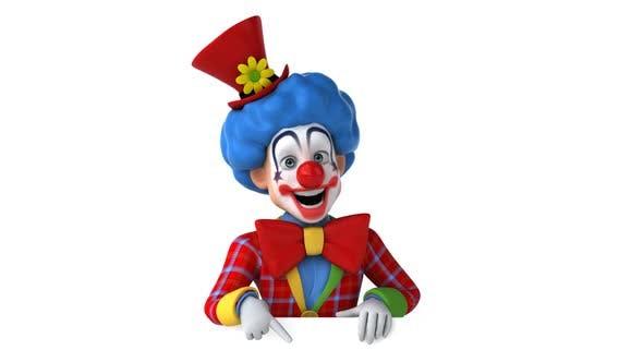 Thumbnail for Fun clown