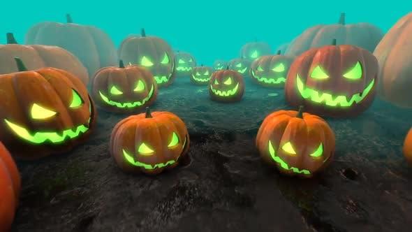 Thumbnail for Halloween Pumpkins 03