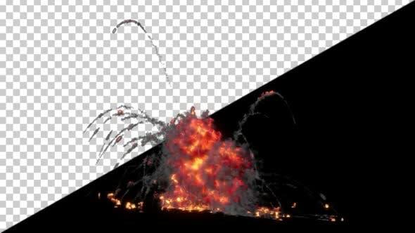 Thumbnail for Shrapnel Explosion