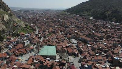 Traditional Ottoman Urban Plan