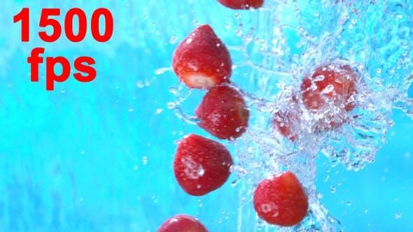 Thumbnail for Fresh Strawberries Juice