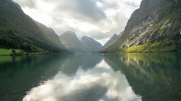 Thumbnail for Beautiful Norwegian Landscape