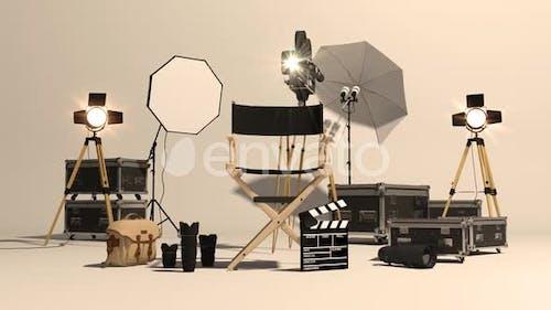 Movie Photo Studio