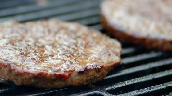 Thumbnail for Beef Beef Is Grilled with Hot Steam.
