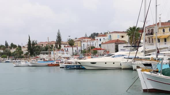 Thumbnail for Inside the Port of Spetses