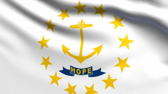 Thumbnail for Rhode Island Flag