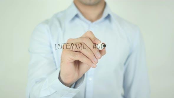 Thumbnail for Internal Audit, Writing On Screen