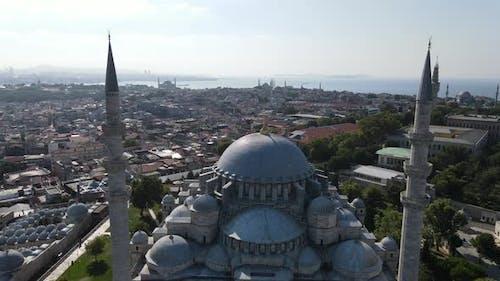 Islamic Mosque Istanbul