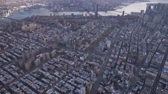 Thumbnail for Cityscape of Lower Manhattan Neighborhood