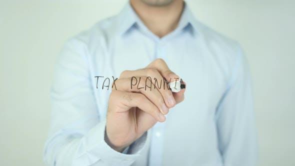 Thumbnail for Steuerplanung, Schreiben auf dem Bildschirm