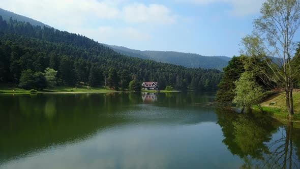 Thumbnail for Beautiful Tranquil Lake View With Countryside Dwelling Home