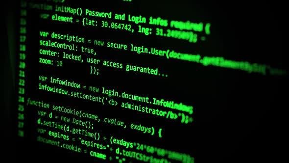 Thumbnail for ComputerCode programmierungsprozess