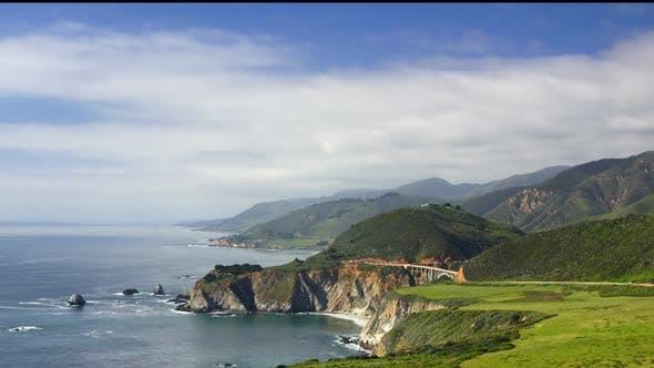 Thumbnail for Big Sur, California, #3