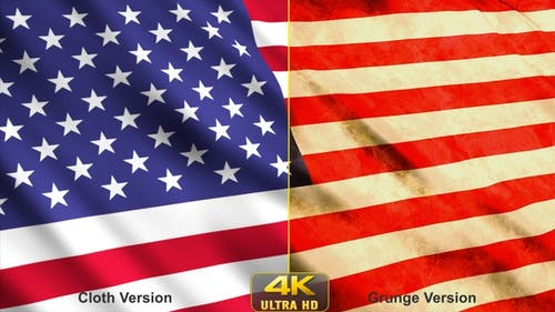 United States of America Flags