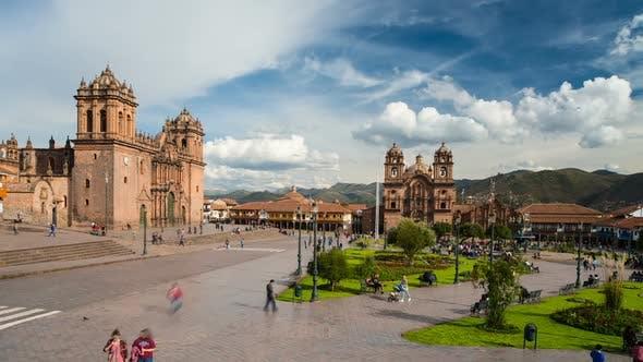 Thumbnail for Cusco Plaza de Armas